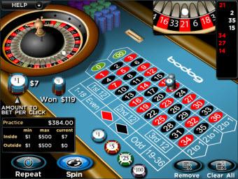 American Mac Roulette Game